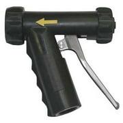 SANI-LAV N1SSB Spray Nozzle,Stainless Steel,Black