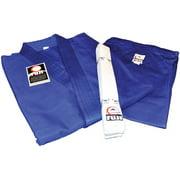 Fuji Judo Single Weave Blue Gi