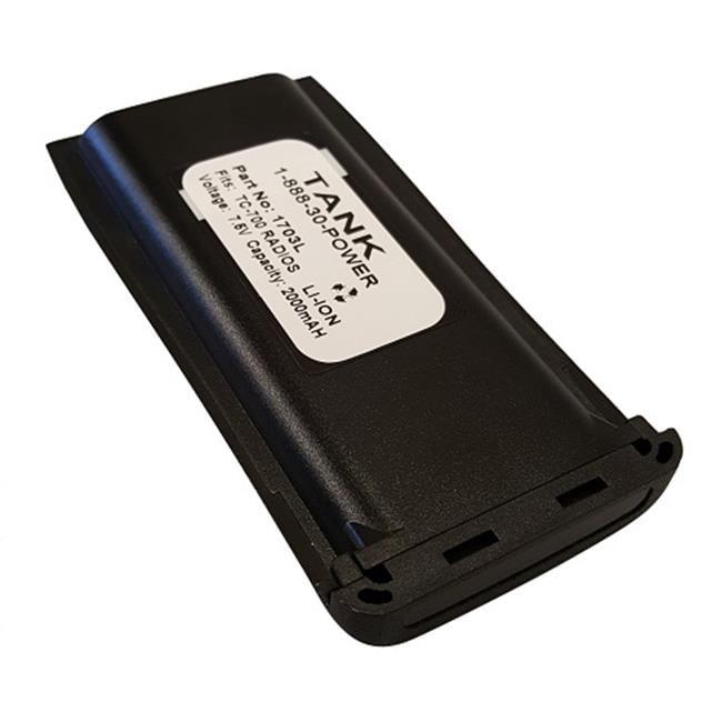 BatteryJack 1703L-001 Airbl 1703 Li-Ion 7.4V Battery Pack...