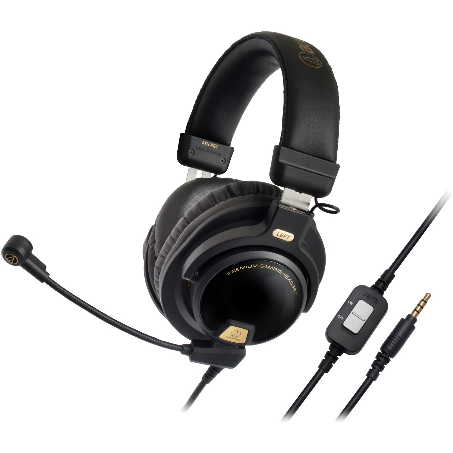 Audio-Technica ATH-PG1 Premium Gaming Headset