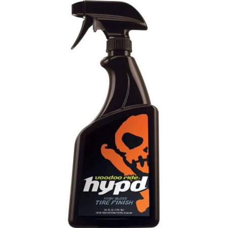 - Voodoo Ride Hypd High Gloss Tire Finish Dressing Shine trim Professional