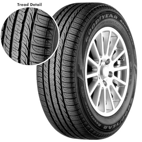 Goodyear Assurance ComforTred Tire P195/70R14