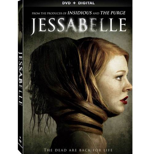Jessabelle (DVD   Digital Copy) (With INSTAWATCH) (With INSTAWATCH)
