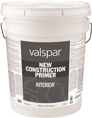 Interior/Exterior New Construction Primer, 5 Gallon