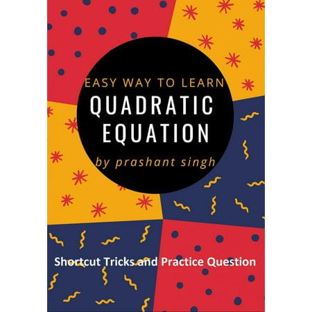 key concepts quadratic equations