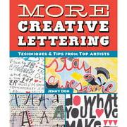 Lark Books-more Creative Lettering