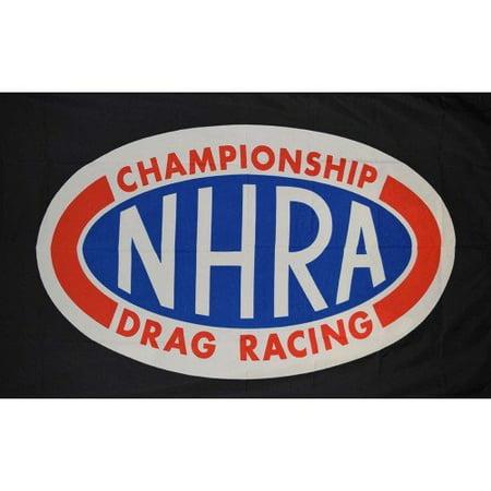 Drag Nhra Racing - NeoPlex NHRA Drag Racing Polyester 3 x 5 ft. Flag