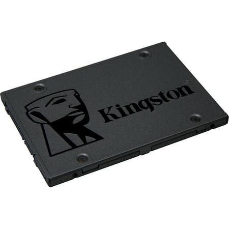 "Kingston A400 SSD 240GB SATA 3 2.5"" Solid State Drive (1.5 Gbps Hard Drive)"