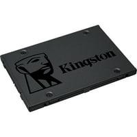 Kingston A400 SSD 240GB SATA 3 2.5 Solid State Drive SA400S37/240G