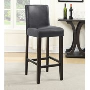 Roundhill Citylight Bar Height Bar Stool Set of 2, Multiple Colors Available by Overstock