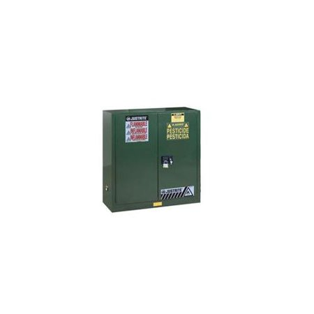 JUSTRITE 893024 Pesticide Safety Cabinet, 44