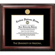 University of ArizonaGold Embossed Diploma Frame