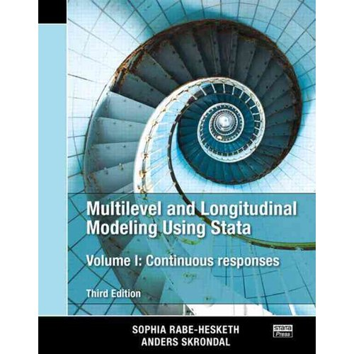 Multilevel and Longitudinal Modeling Using Stata: Continuous Responses
