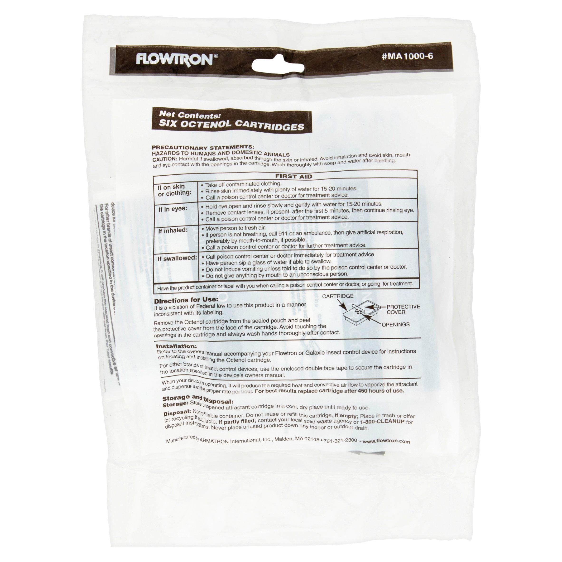 Flowtron Mosquito Attractant