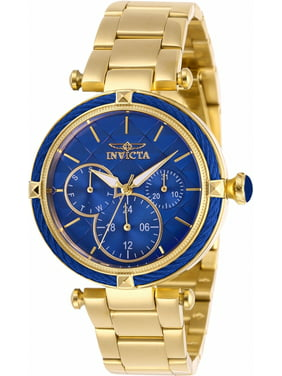 Invicta Women's Bolt Quartz 100m Rose Gold Tone Stainless Steel Watch 28961