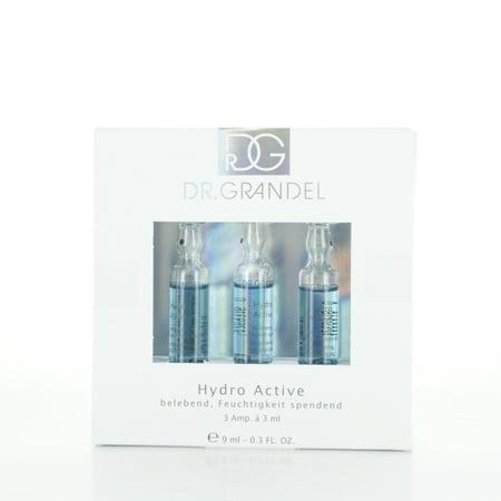 Dr Grandel Hydro Active Ampoule 3x0.1oz/3ml