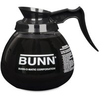 BUNN, BUN424000101, 12-Cup Pour-O-Matic Decanter, 1 Each, Clear