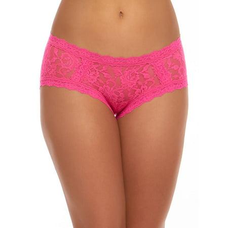 Low-Rise Signature Lace Girl Bikini Panty