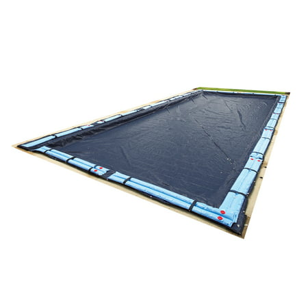 Blue Wave 25' x 45' 8-Year Rectangular In Ground Pool Winter Cover