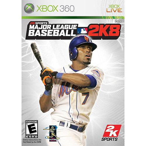Major League Baseball 2K8 (Xbox 360) - Pre-Owned