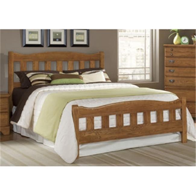 Carolina House Furniture 387453 Footboard - Splat 5-0 - A...