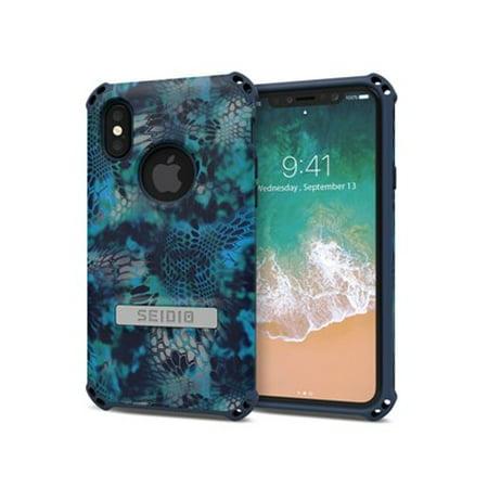 Seidio Ipad (Seidio DILEX Kryptek Case for Apple iPhone X - Pontus)
