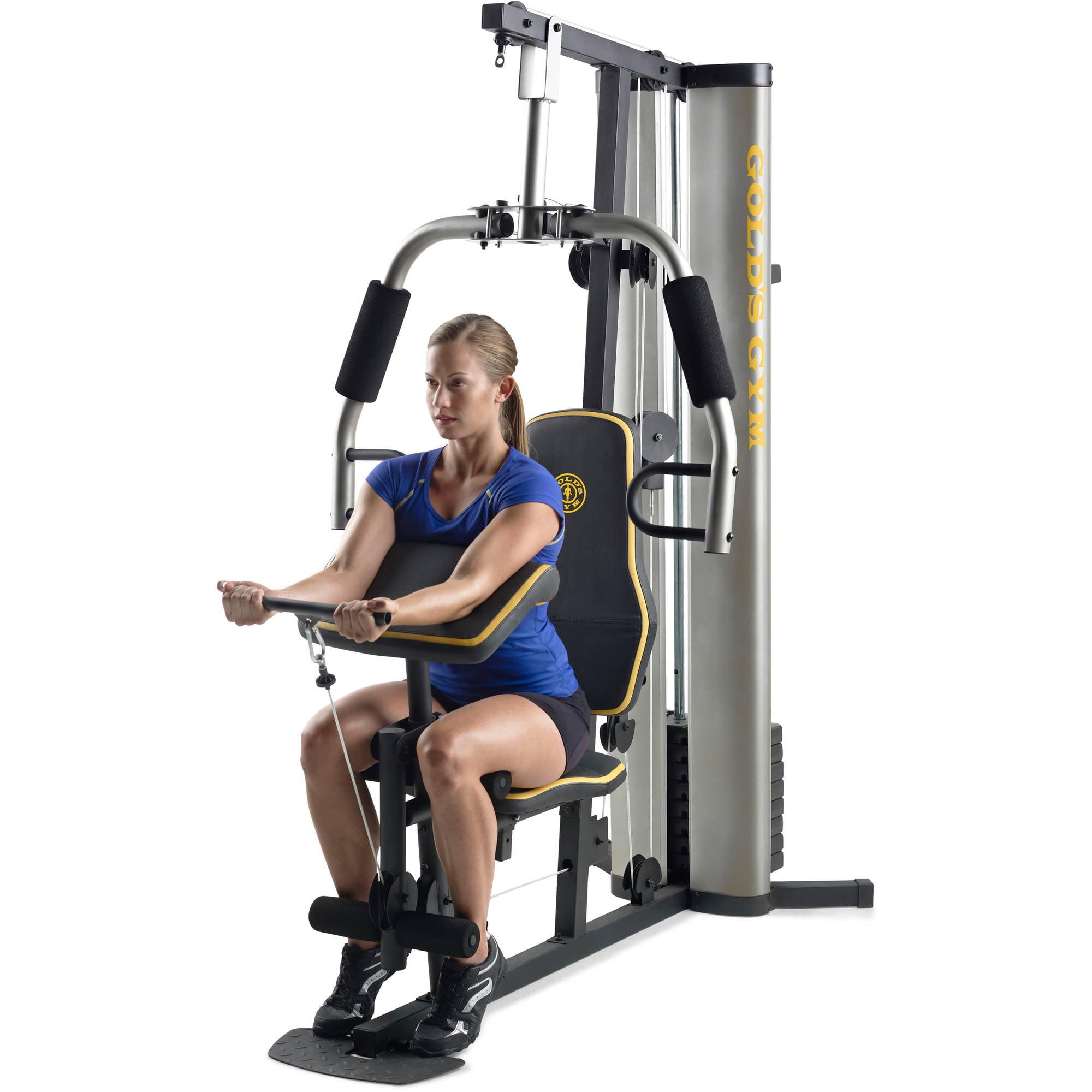 Golds Gym Xr60 Home Gym