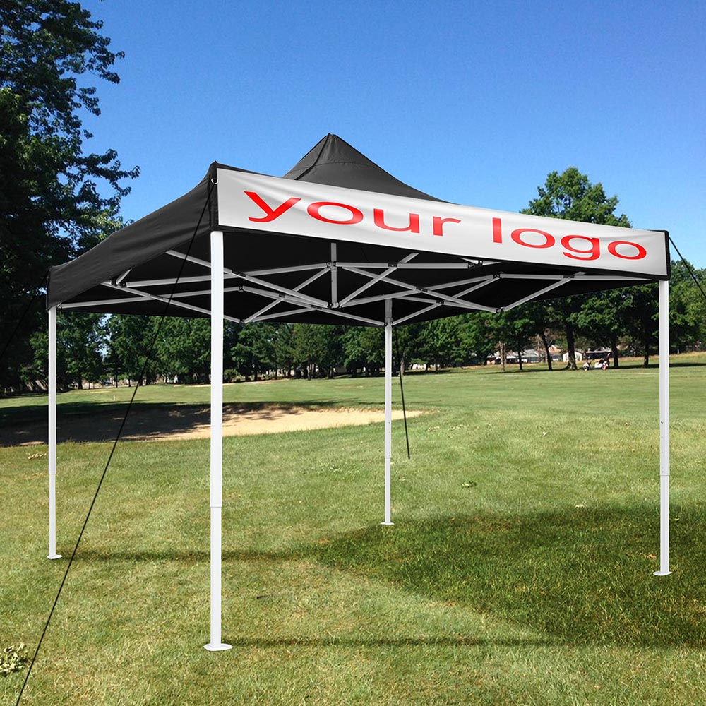 Yescom 10x10 FT Easy Pop Up Canopy Party Wedding Folding Commercial Instant Shelter Sun Shade with Carry Bag by Yescom