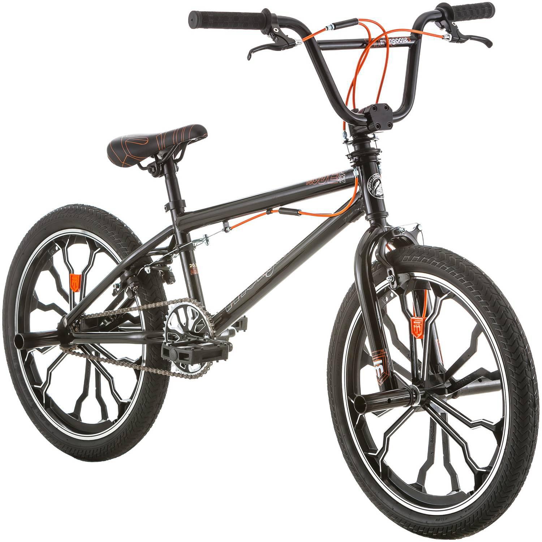 "20"" Mongoose Mode 270 Boys' Bike, Black/Orange"