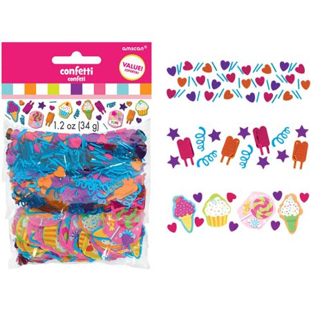 Birthday Shop (Happy Birthday 'Sweet Shop' Confetti Value Pack (3)