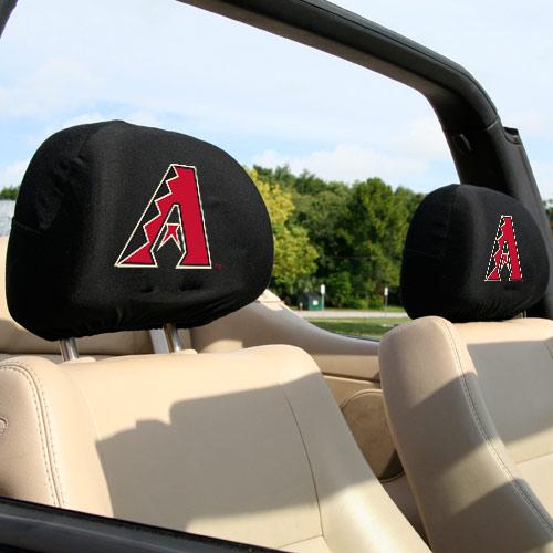 MLB Arizona Diamondbacks Headrest Covers