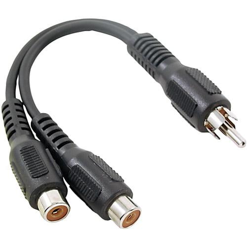 """RCA 3"""" Y-Adapter"""