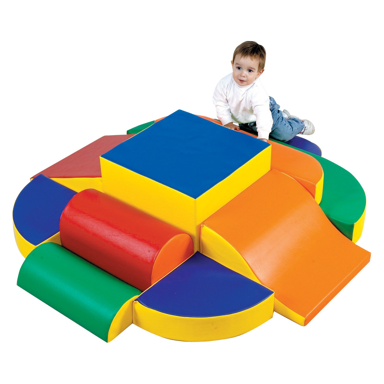 Children's Factory Playtime Island Climber