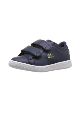 618847f93bd9 Product Image Lacoste Toddlers Carnaby Evo 317 3 Spi Casual Shoe Sneaker