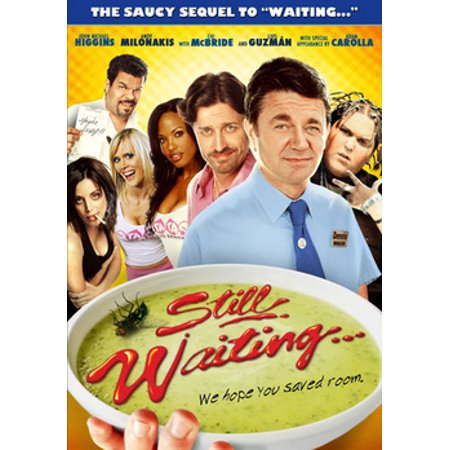 Still Waiting... (DVD) - Lady In Waiting Movie