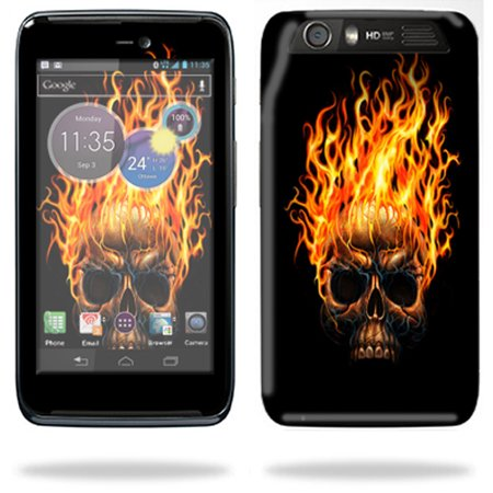Mightyskins Protective Skin Decal Cover for Motorola Atrix HD Cell Phone AT&T wrap sticker skins Hot
