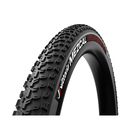 Vittoria Mezcal III G2.0 XC-TRAIL/TNT Folding Cross Country Mountain Bicycle Tire - 2.6 (ant/blk/blk -