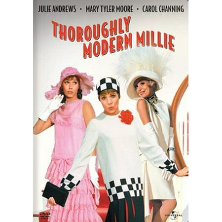Thoroughly Modern Millie (DVD) (Thoroughly Modern Millie Original Broadway Cast List)