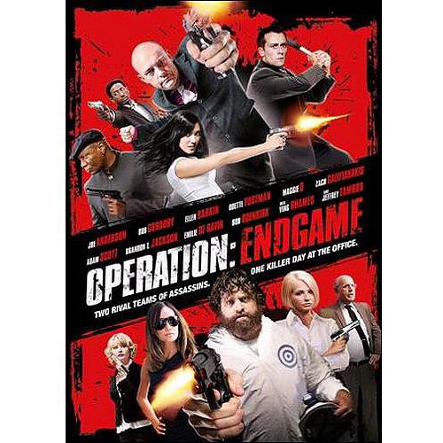 Operation: Endgame (Widescreen)