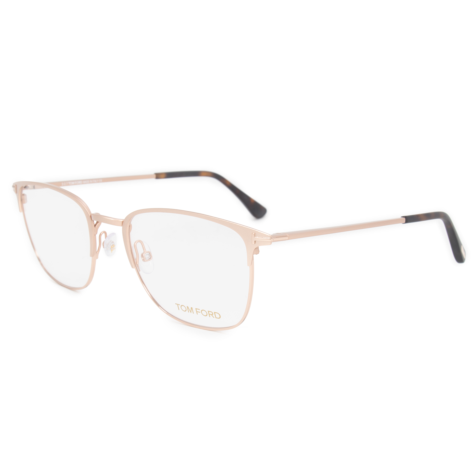 630b357974c Tom Ford FT5453 Semi-rimless Man Eyeglasses - Walmart.com