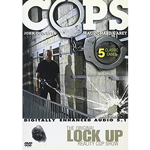 Cops, Vol. 4: Lock Up