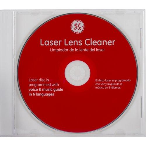 GE Laser Lens Cleaner