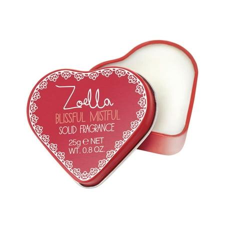 Zoella Beauty Blissful Mistful Solid Fragrance 0.8 (Zoella Beauty Blissful Mistful Fragranced Body Mist)