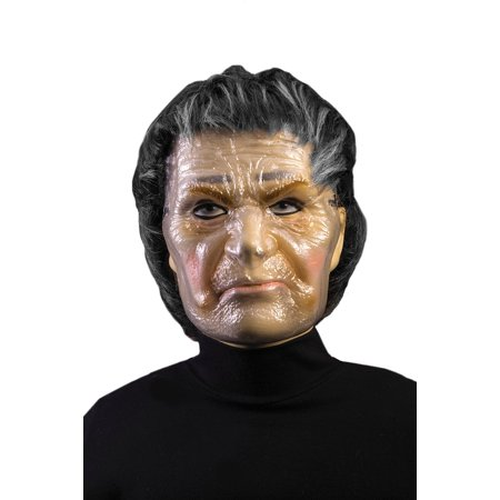 Transparent Nanny Mask Adult Womens Old Lady Wrinkles Halloween Party One - 14 Year Old Halloween Party Ideas