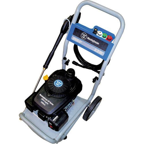 Westinghouse 2500 PSI WP2500 Gas Pressure Washer