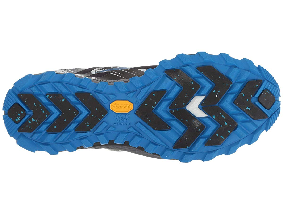 Black//White 9 D US Saucony Men/'s Peregrine 8 ICE+ Running Shoe M