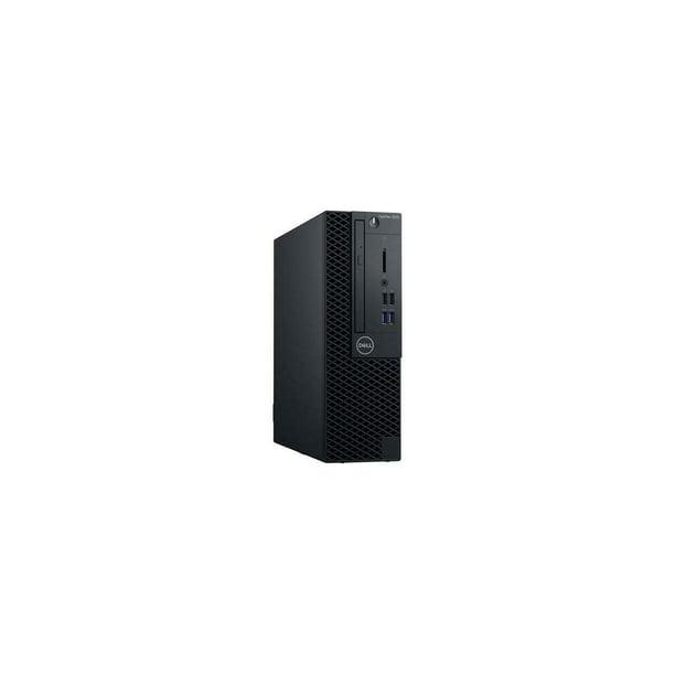 DELL OptiPlex 3070 SFF Desktop - Intel Core i5-9500, 8 GB DDR4, 500 GB HDD, Inte
