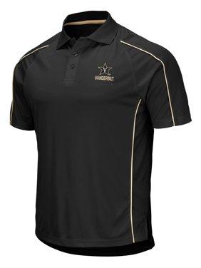 "Vanderbilt Commodores NCAA ""Bunker"" Men's Performance Polo Shirt"