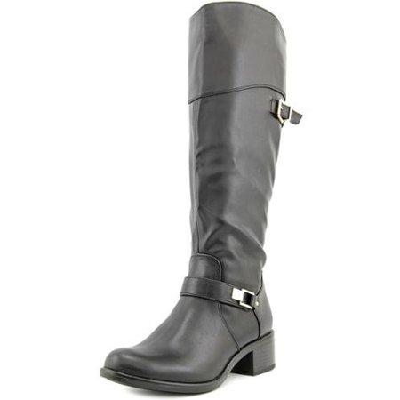 Alfani Fidoe Wide Calf Women Round Toe Boots (Best Alpine Touring Boots For Wide Feet)