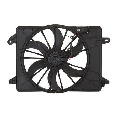 Sunbelt Radiator Cooling Fan Assembly For Dodge Charger Chrysler 300 CH3115169